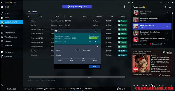 Audials Tunebite 2020 Crack Plus License Key {Premium} Latest Download