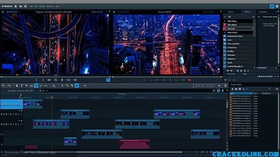 Magix Movie Edit Pro 2020 Crack Plus Serial Number {Updated} Free