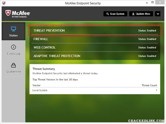 McAfee Endpoint Security 2020 Crack With Registry Key Latest