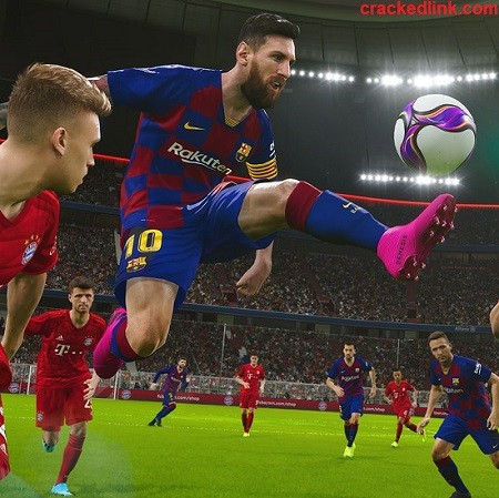 PES 2020 Crack CPY PC Torrent {Updated} Free Download