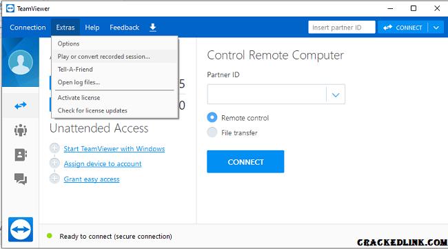 TeamViewer 15.10.5 Crack With License Key {Premium} Free Download