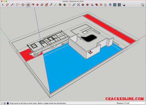 SketchUp Pro 2020 Crack With License Key {Latest} Free Download