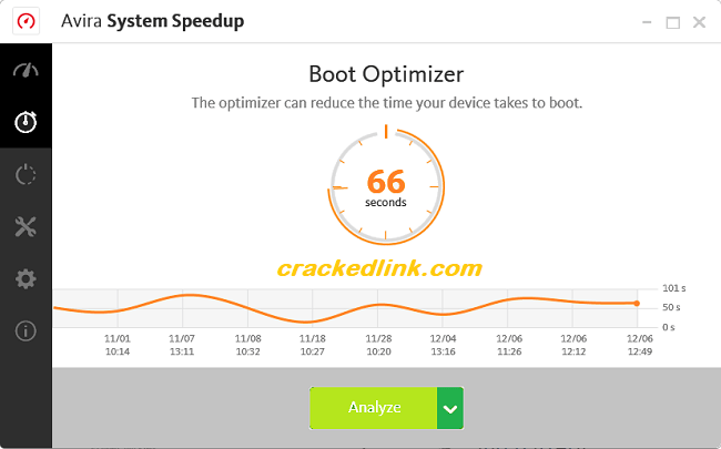 Avira System Speedup Pro 6.4.1 Crack Plus License Key 2020 Free