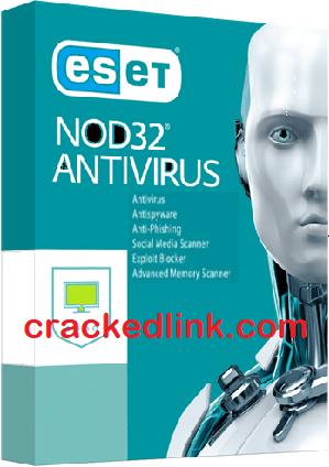 ESET NOD32 Antivirus 13.0.24.0 Crack With License Key 2020 [Latest]