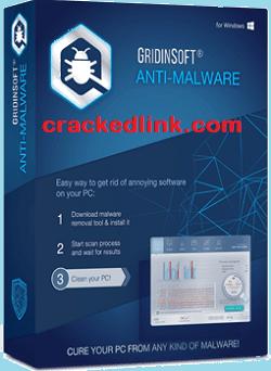 GridinSoft Anti-Malware 4.1.34 Crack Plus Activation Code Free
