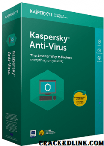 Kaspersky Antivirus 2020 Crack With Activation Key Latest Download