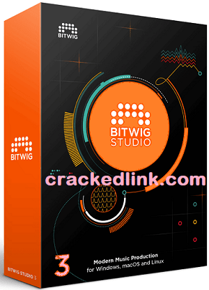 Bitwig Studio 3.1.3 Crack With Serial Number 2020 Free Download
