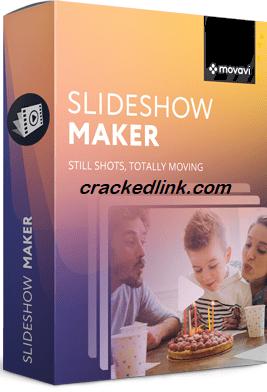 Movavi Slideshow Maker 7.2.1 Crack With Activation Key 2021 Free