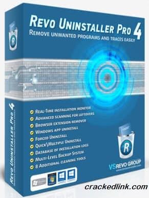 Revo Uninstaller Pro 4.3.0 Crack Plus Serial Number 2020 Latest Free