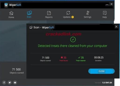 WiperSoft 2020 Crack Plus Activation Code Torrent {Updated} Download