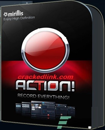 Mirillis Action 4.10.0 Crack With Activation Key 2020 {Updated} Free