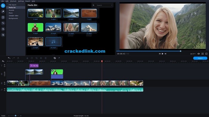 Movavi Video Editor 20.3.0 Crack Plus Activation Key 2020 {Updated}