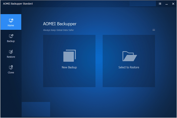 AOMEI Backupper 6.6 Crack With License Key [All Editions] Free Download