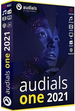 Audials One 2021 Crack With License Key Full Free Download