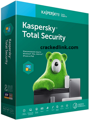 Kaspersky Total Security 2021 Crack With Activation Code Free Download