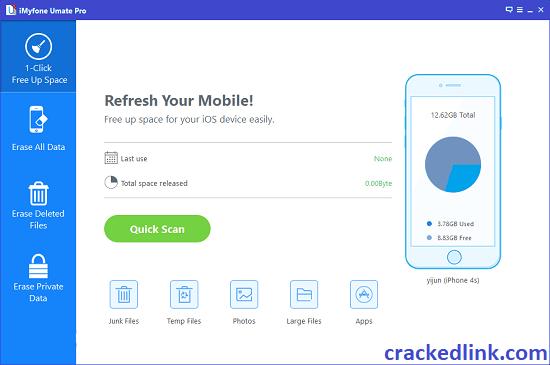 iMyFone Umate Pro 6.0.3 Crack With Registration Code 2021 Free