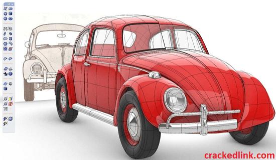 Rhino 7.2 Crack With License Key [Win + Mac] 2021 Free Download